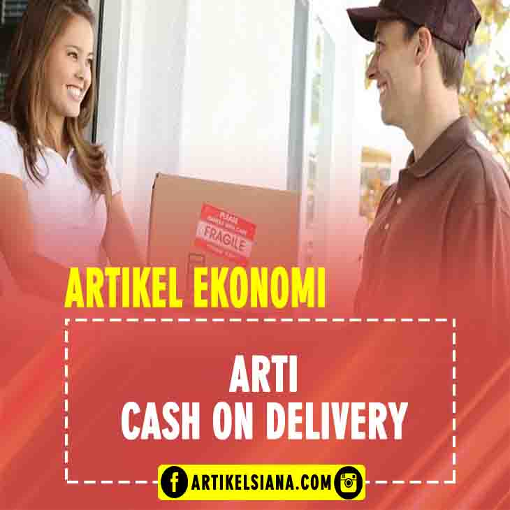 arti cash on delivery
